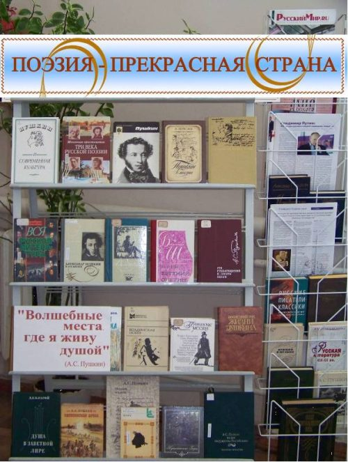 Как сделать проект по литературе о поэте-земляке